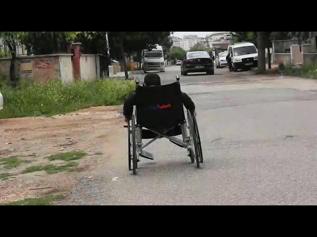 Benim Adım Umut (Engelliler Haftası)